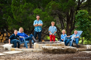 Rory Photography_Debbie Lowe - Family Portrait - Barton Creek-15
