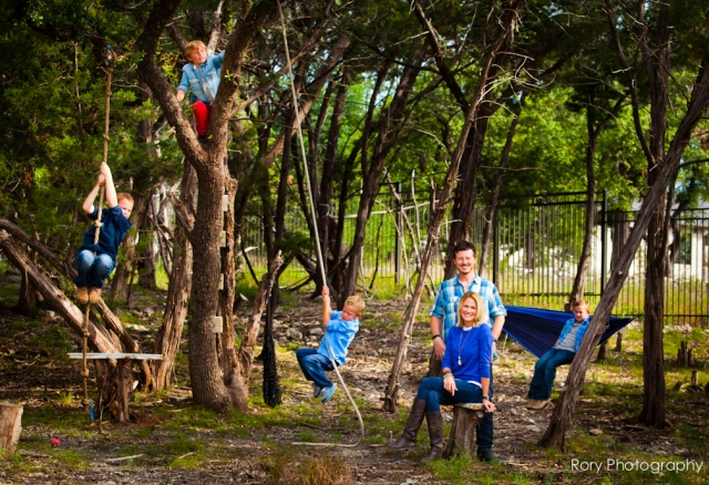 Rory Photography_Debbie Lowe - Family Portrait - Barton Creek-8